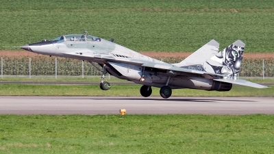 Photo ID 242721 by Aldo Bidini. Slovakia Air Force Mikoyan Gurevich MiG 29UBS 9 51, 5304