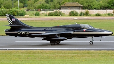 Photo ID 242718 by Aldo Bidini. Private Viper Team Hawker Hunter T7, G VETA