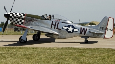 Photo ID 242774 by Aldo Bidini. Private Private North American P 51D Mustang, G CBNM
