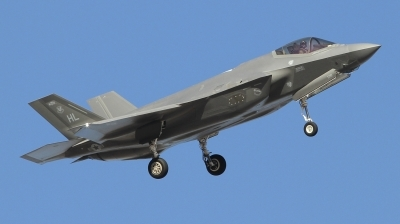 Photo ID 242849 by Paul Newbold. USA Air Force Lockheed Martin F 35A Lightning II, 15 5181