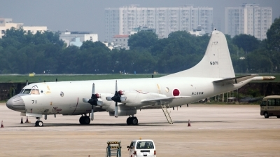 Photo ID 242794 by Thanh Ho. Japan Navy Lockheed P 3C Orion, 5071