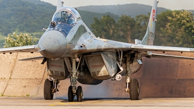 Photo ID 242847 by Alex van Noye. Slovakia Air Force Mikoyan Gurevich MiG 29AS, 6425