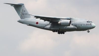 Photo ID 242840 by Lê Minh. Japan Air Force Kawasaki C 2, 98 1209