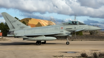 Photo ID 242883 by Aldo Bidini. Italy Air Force Eurofighter F 2000A Typhoon EF 2000S, MM7275