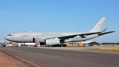 Photo ID 242940 by Tony Horton. UK Air Force Airbus Voyager KC3 A330 243MRTT, ZZ333