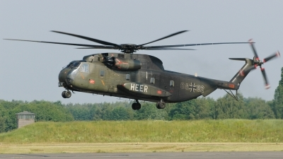 Photo ID 242957 by Klemens Hoevel. Germany Army Sikorsky CH 53G S 65, 84 82