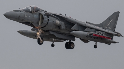 Photo ID 242958 by Alex van Noye. Italy Navy McDonnell Douglas AV 8B Harrier ll, MM7218