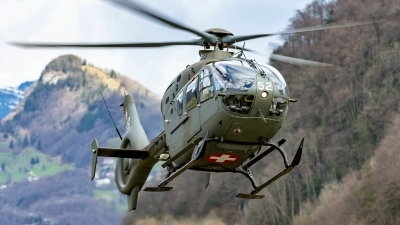 Photo ID 242985 by Martin Thoeni - Powerplanes. Switzerland Air Force Eurocopter EC 635P2, T 352