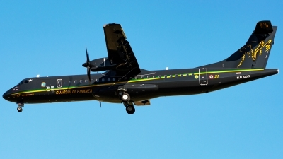 Photo ID 242997 by Nicholas Carmassi. Italy Guardia di Finanza ATR P 72A ATR 72 600MP, MM62315