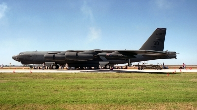 Photo ID 243002 by Michael Baldock. USA Air Force Boeing B 52H Stratofortress, 60 0045