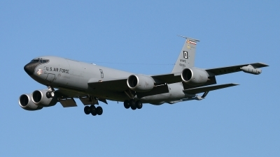 Photo ID 27269 by Gary Stedman. USA Air Force Boeing KC 135R Stratotanker 717 148, 60 0355