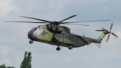 Photo ID 243065 by Klemens Hoevel. Germany Army Sikorsky CH 53G S 65, 84 22