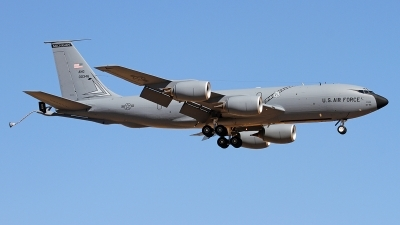 Photo ID 243066 by Fernando Sousa. USA Air Force Boeing KC 135T Stratotanker 717 148, 60 0346