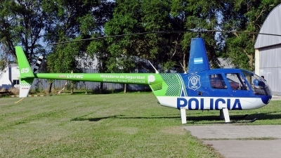 Photo ID 243080 by Cristian Ariel Martinez. Argentina Police Robinson R 44 Raven, LV FWC