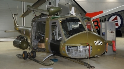Photo ID 243100 by rinze de vries. Norway Air Force Bell UH 1B Iroquois 204, 64 13966