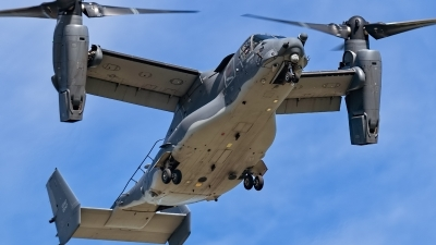 Photo ID 243109 by Jesus Peñas. USA Air Force Bell Boeing CV 22B Osprey, 08 0047