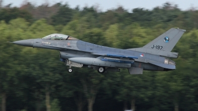 Photo ID 243120 by kristof stuer. Netherlands Air Force General Dynamics F 16AM Fighting Falcon, J 197
