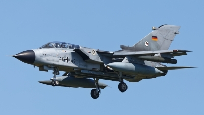 Photo ID 243131 by Rainer Mueller. Germany Air Force Panavia Tornado ECR, 46 49