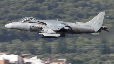 Photo ID 243136 by Manuel Fernandez. Spain Navy McDonnell Douglas EAV 8B Harrier II, VA 1B 37