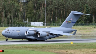 Photo ID 243148 by Günther Feniuk. USA Air Force Boeing C 17A Globemaster III, 90 0532
