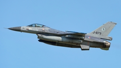 Photo ID 243150 by Dieter Linemann. Netherlands Air Force General Dynamics F 16AM Fighting Falcon, J 879