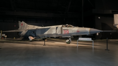 Photo ID 243179 by Rod Dermo. Russia Air Force Mikoyan Gurevich Mig 23MS, 39 RED