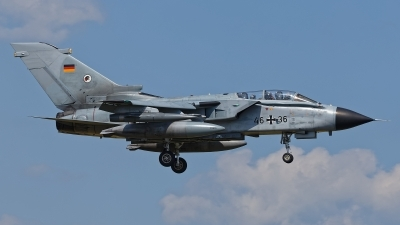 Photo ID 243285 by Rainer Mueller. Germany Air Force Panavia Tornado ECR, 46 36
