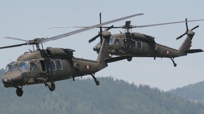 Photo ID 243184 by Chris Hauser. Austria Air Force Sikorsky S 70A 42 Black Hawk, 6M BE