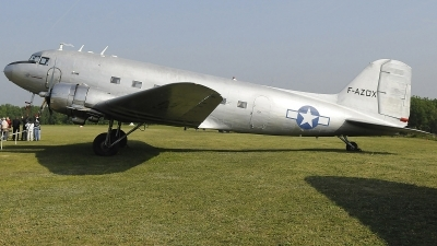 Photo ID 243222 by Aldo Bidini. Private Chalair Douglas C 47B Skytrain, F AZOX