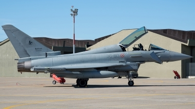 Photo ID 243211 by Aldo Bidini. Italy Air Force Eurofighter TF 2000A Typhoon EF 2000T, MM55094