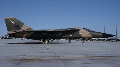 Photo ID 243207 by Peter Boschert. USA Air Force General Dynamics F 111A Aardvark, 67 0054