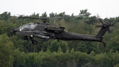 Photo ID 243256 by Richard de Groot. USA Army McDonnell Douglas AH 64D Apache Longbow, 07 05535