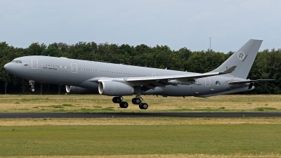 Photo ID 243260 by Richard de Groot. Netherlands Air Force Airbus A330 243MRTT, T 055