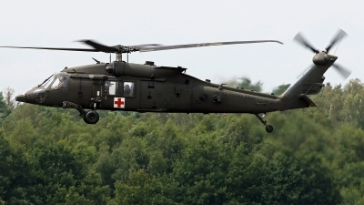 Photo ID 243277 by Richard de Groot. USA Army Sikorsky HH 60M Black Hawk S 70A, 13 20615
