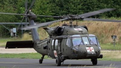 Photo ID 243312 by Richard de Groot. USA Army Sikorsky HH 60M Black Hawk S 70A, 11 20402