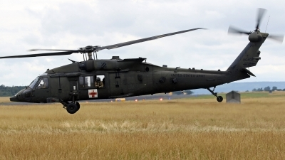 Photo ID 243288 by Richard de Groot. USA Army Sikorsky HH 60M Black Hawk S 70A, 11 20402