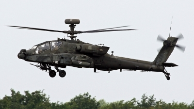 Photo ID 243290 by Richard de Groot. USA Army McDonnell Douglas AH 64D Apache Longbow, 05 07002