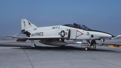 Photo ID 243268 by Peter Boschert. USA Marines McDonnell Douglas RF 4B Phantom II, 157346