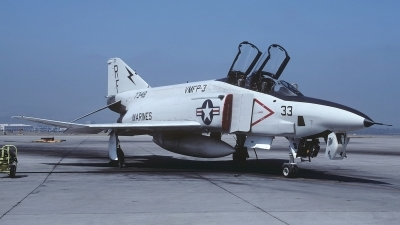 Photo ID 243267 by Peter Boschert. USA Marines McDonnell Douglas RF 4B Phantom II, 157348
