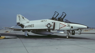 Photo ID 243266 by Peter Boschert. USA Marines McDonnell Douglas RF 4B Phantom II, 157350
