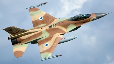 Photo ID 243300 by Stephan Franke - Fighter-Wings. Israel Air Force General Dynamics F 16C Fighting Falcon, 345