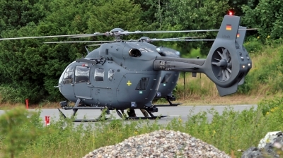 Photo ID 243310 by Helwin Scharn. Germany Air Force Airbus Helicopters H145M, 76 05