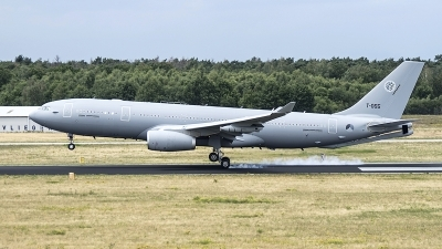 Photo ID 243325 by rob martaré. Netherlands Air Force Airbus A330 243MRTT, T 055