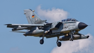 Photo ID 243324 by Rainer Mueller. Germany Air Force Panavia Tornado ECR, 46 36