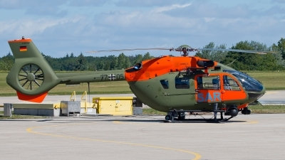 Photo ID 243329 by Patrick Weis. Germany Army Airbus Helicopters H145 LUH SAR, 77 05