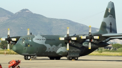 Photo ID 243345 by Claudio Tramontin. Brazil Air Force Lockheed C 130H Hercules L 382, 2476