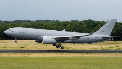 Photo ID 243362 by Alex van Noye. Netherlands Air Force Airbus KC 30M A330 243MRTT, T 055