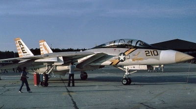 Photo ID 243371 by Alex Staruszkiewicz. USA Navy Grumman F 14A Tomcat, 159451