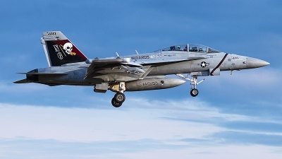 Photo ID 243400 by Aaron C. Rhodes. USA Navy Boeing EA 18G Growler, 168376