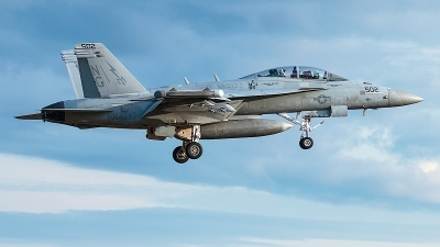 Photo ID 243401 by Aaron C. Rhodes. USA Navy Boeing EA 18G Growler, 168378